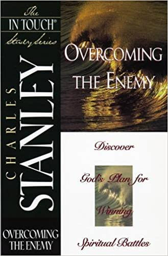 Book The in Touch Study Series: Overcoming the Enemy (Life Principles Study Series)
