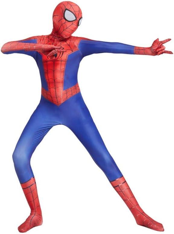 FYBR Disfraz de superpiel para niños de Spider-Man, Unisex, para ...
