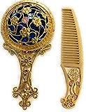 Vintage Mirror Comb Set - Makeup Vanity Table Set