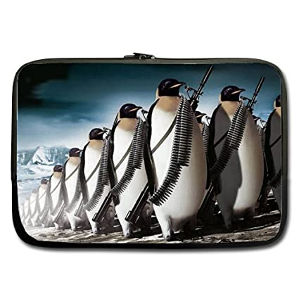 c8f3ec49616b Amazon.com: Cheap And Nice 13 Inch Laptop Sleeve Penguin Soldiers ...