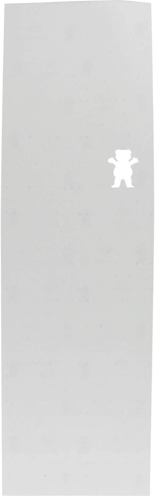Grizzly Clear Cut Out 10 inch Griptape