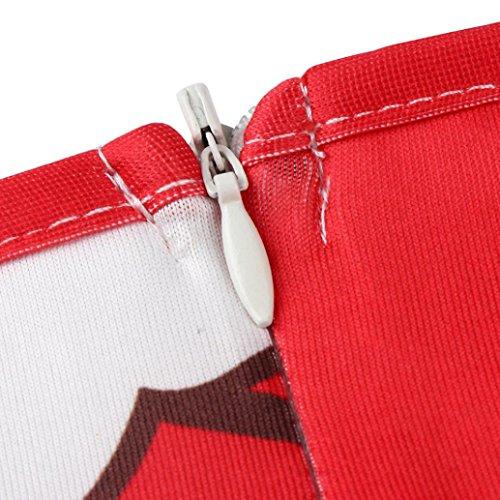 Femme Bodycon Club Sheath Bandage Courte Robe Mini Rouge Dcontracte t Lolittas P4TwZq6YH