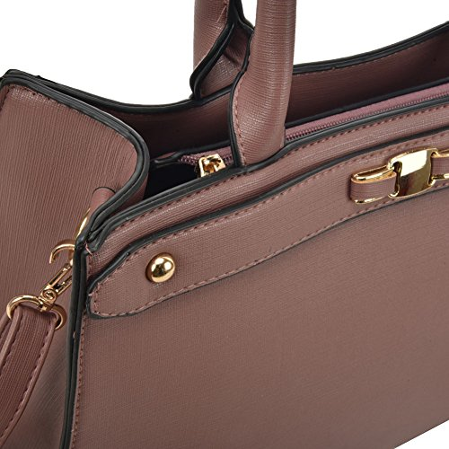 Detachable Handbags Shoulder Young Strap Women Sally With Bag Fashion Boxy Purple ladies Tote qRvSX4w