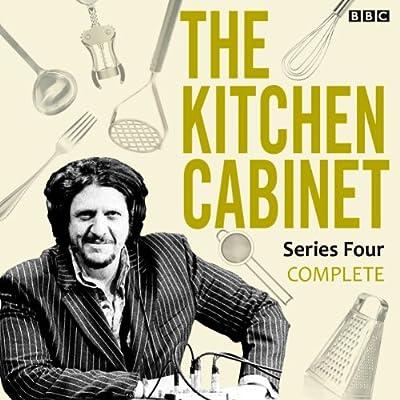 Amazon Com The Kitchen Cabinet Complete Series 4 Audible Audio
