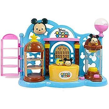 Amazon Com New Disney Tsum Tsum Squishy Figure 4 Pack Uk