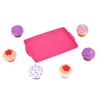 Just Like Home Mix & Match Cupcake: Toys & Games