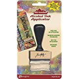 Ranger Adirondack Alcohol Ink Applicator, Stamp Handle and Felt