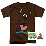Scooby-Doo Face T Shirt & Exclusive Stickers