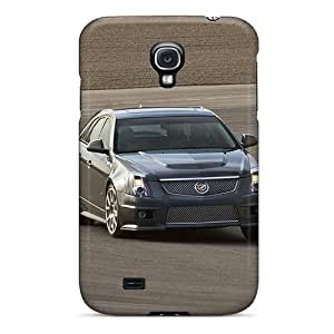 AnnaDubois Samsung Galaxy S4 Bumper Hard Cell-phone Case Provide Private Custom Attractive Cadillac Cts V Image [nkF17706CryJ]
