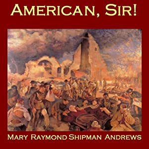 American, Sir! Audiobook