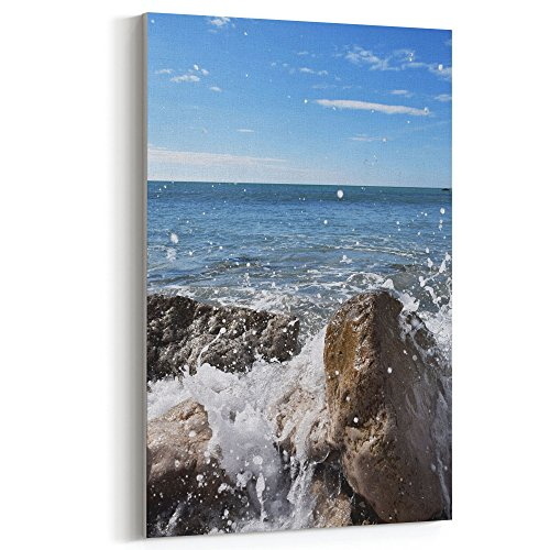 - Westlake Art - Angle Wide - 24x36 Canvas Print Wall Art - Canvas Stretched Gallery Wrap Modern Picture Photography Artwork - Ready to Hang 24x36 Inch