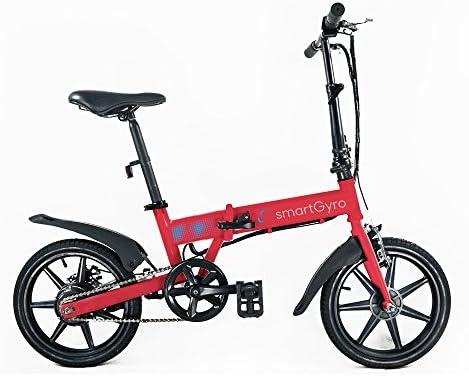 SmartGyro Ebike - Bicicleta eléctrica