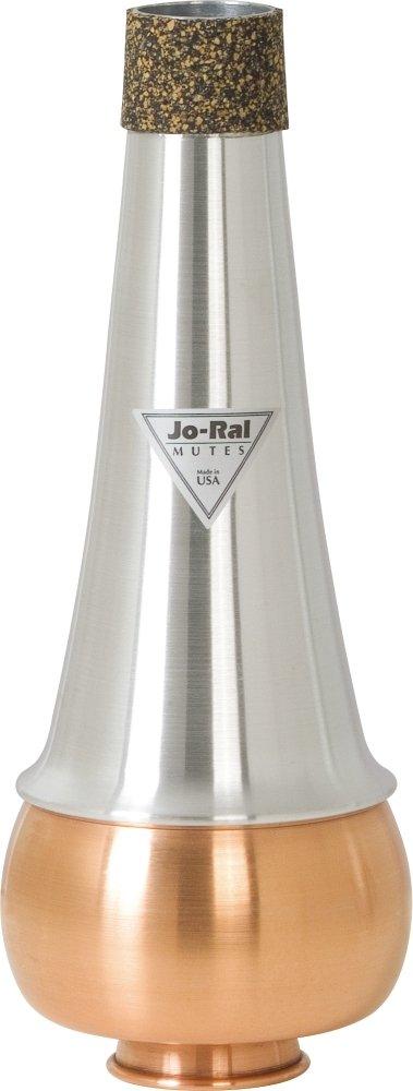 Jo-Ral Copper Bottom Flugelhorn Bubble Mute FLU-10C 31105