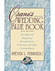Crane's Wedding Blue Book