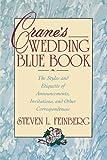 Crane's Wedding Blue Book, Steven Feinberg, 0671796410