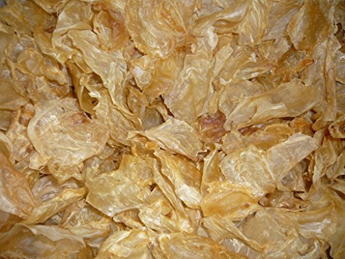 800g Dried croaker bladders for Making Fish Glue or Other Uses by Tiger