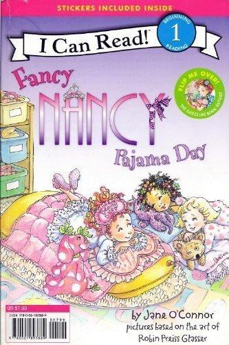 Fancy Nancy Pajama Read Level
