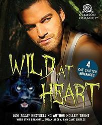 Wild at Heart: 4 Cat Shifter Romances