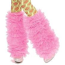 Forum Novelties Women's Club Candy Novelty Tutu Leg Warmers