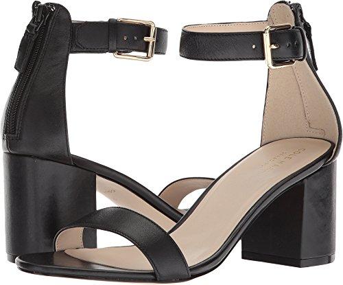 Cole Haan Women's Clarette Sandal II Black Leather 8 B US (Black Sandals Cole Haan)