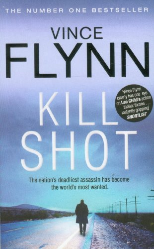 Book cover for Kill Shot