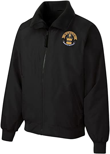 Acacia Fraternity Crest Challenger Jacket