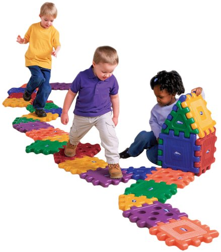 Careplay 32 piece Grid Blocks