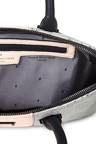 Paul's Boutique  Maisy, Sac à main pour femme gris gris one seize
