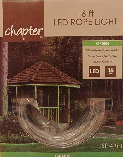 16 ft LED Rope Light (Green) ()