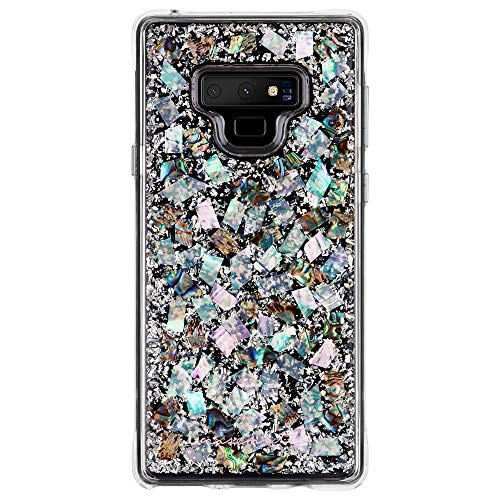 Case-Mate - Note 9 Case - Karat- Galaxy Note 9 Case - Mother of Pearl (Roses Of Mother Pearl)
