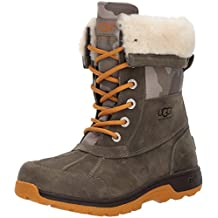 UGG Kids' K Butte II Camo Lace-up Boot