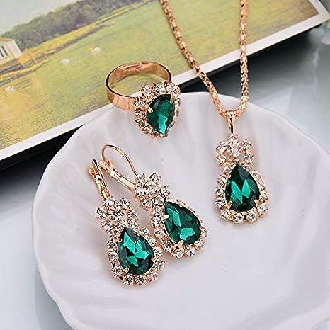 Ruby White Topaz Women Ladies Plum Branch Ring Party Gift Jewelry Fashion B B2R6