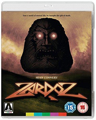 Zardoz [UK import, Region B PAL format]