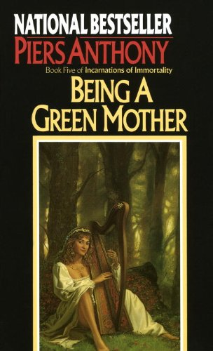 book cover of Being a Green Mother
