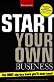 img - for Start Your Own Business, Fifth Edition: The Only Start-Up Book You'll Ever Need 5th (fifth) Edition by The Staff of Entrepreneur Media, Inc published by Entrepreneur Press (2010) book / textbook / text book