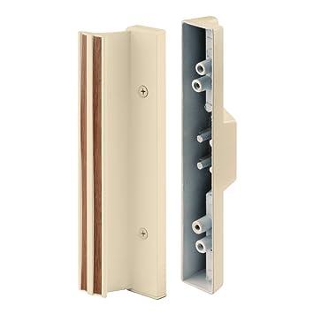 Almond Prime-Line Products C 1112 Sliding Door Handle Set