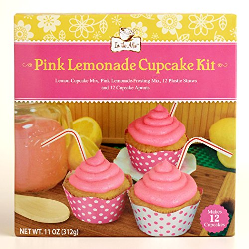 Pink Lemonade Cupcake Kit by In the Mix 11 oz. Makes 12 Cupcakes