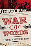 War of Words, Simon Read, 1402756127