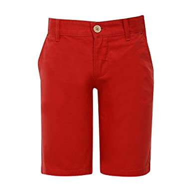 0c702ec5 Indian Terrain Boys 4 Pocket Solid Shorts: Amazon.in: Clothing ...