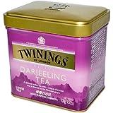 Twinings Darjeeling Loose Tea, Tins, 3.53 oz