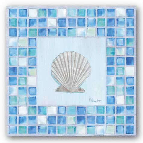 Mosaic Scallop by Paul Brent 12