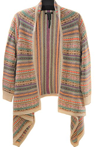 Lauren Ralph Lauren Plus Size Nordic Fair Isle Cardigan - One Size Plus 1X-3X