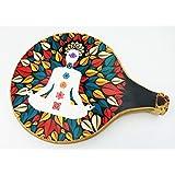 Portable Travel Didgeridoo - Meditation Art - Beautiful Sacred Geometry, Professionals and Beginners