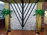 LIGHTSHARE 7 Feet Palm Tree, 96LED