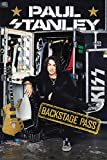 Book cover from Backstage Pass by Paul Stanley