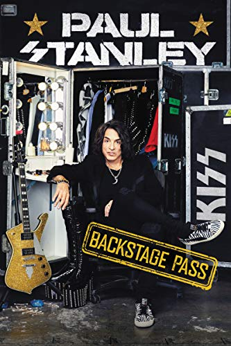 Paul Stanley Kiss (Backstage Pass)