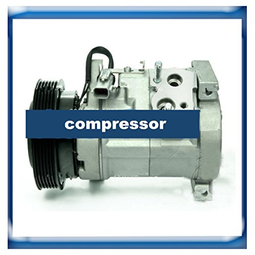 Denso 10S20C/10S20H compressor for Plymouth Voyager/Dodge Caravan/Chrysler Town Country 5005440AA CO 29001SC R5005441AI ()
