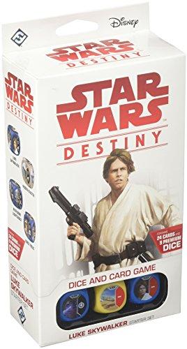 Star Wars Destiny: Luke Skywalker Starter - Set Starter Dice