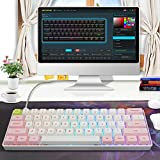YUNZII SK61 Mini Mechanical Gaming Keyboard RGB