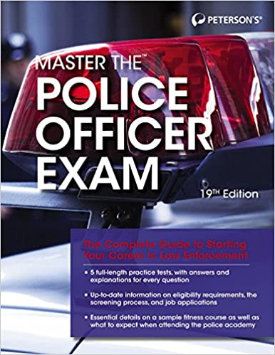 Master the police officer exam petersons 9780768939774 amazon master the police officer exam 19th edition fandeluxe Images